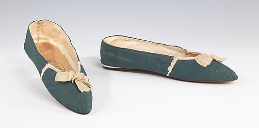 Vandervell Evening Slippers. Brooklyn Museum Costume Collection at The Metropolitan Museum of Art, Gift of the Brooklyn Museum, 2009; Gift of Herman Delman, 1954. Accession number 2009.300.1468a, b
